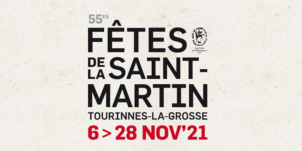 55es FÊTES DE LA SAINT-MARTIN