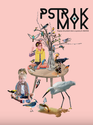 PSTRYK MYK - Quaterly for Polish kids abroad nr.6
