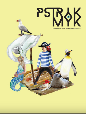 PSTRYK MYK PSTRYK MYK - Quaterly for Polish kids abroad nr.3