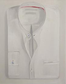 white folded shirt nr.2