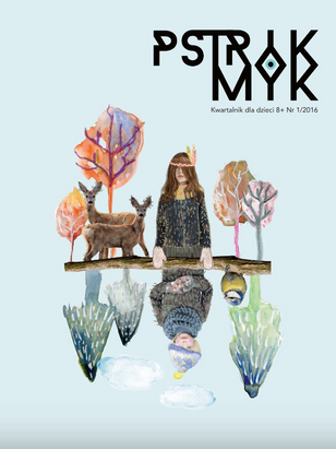 PSTRYK MYK - Quaterly for Polish kids abroad nr1.