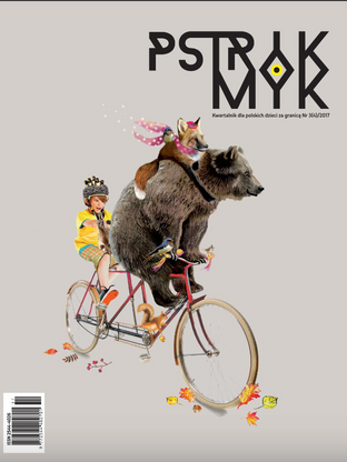 PSTRYK MYK - Quaterly for Polish kids abroad nr.4