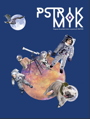 PSTRYK MYK - Quaterly for Polish kids abroad nr.5