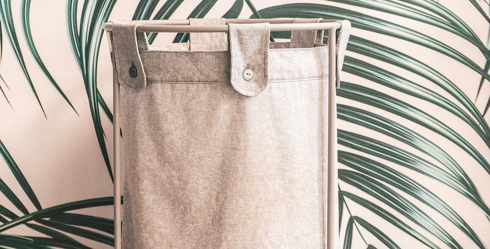 Gorgeous Grey Laundry Basket