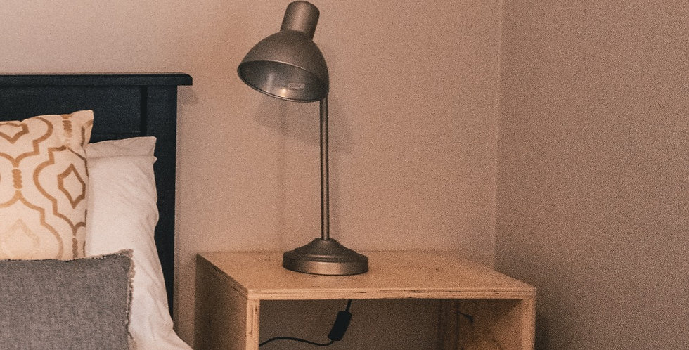 The Pin Bedside Table