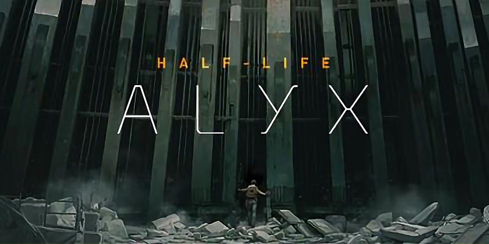 PLAYTHROUGH : Half Life Alyx