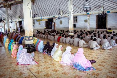 Indonésie - La Mosquée
