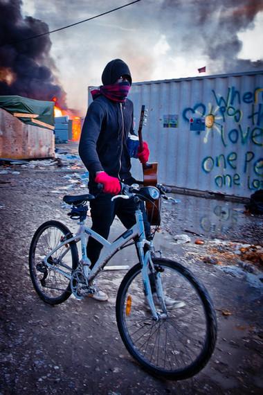 Calais Jungle #23