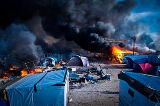 Calais Jungle #9