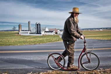 Amish - Trottinette