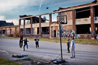 Basket, Detroit - Michigan-USA