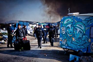Calais Jungle #19