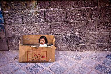 La caisse, Cuzco-Peru