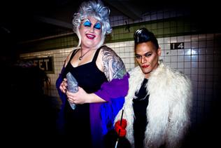 New York Underground - Friends