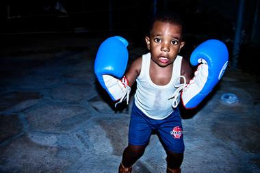 Le petit boxeur, Cuba Havana