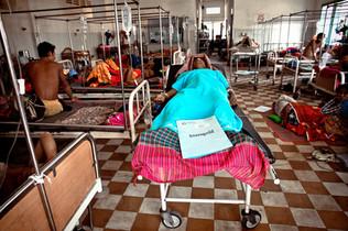 Siem Riep Hospital-Cambodia