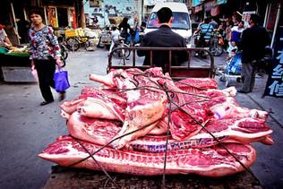 La Viande, Pekin-China
