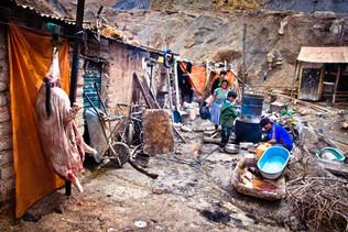 Potosi Mine -Bolivia