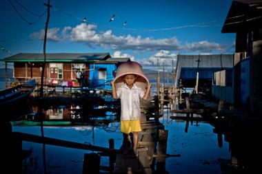 Birmanie - Le lac inlé