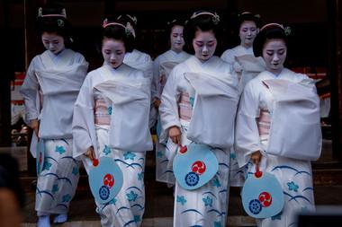 Japon - Les Geishas
