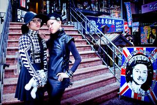 New York - Asian girls