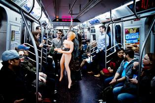 La poupée, NY underground