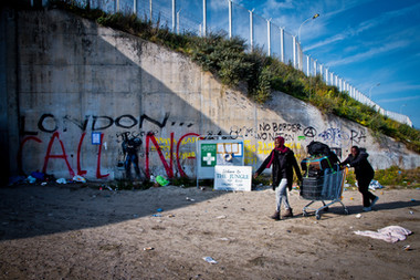 Calais Jungle #31