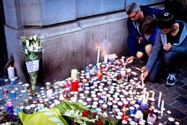 Attentat au musée juif