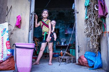 Vietnam - Jeune enfant