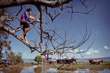 Birmanie - Le chasseur