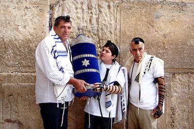 Jérusalem Bar mitsva