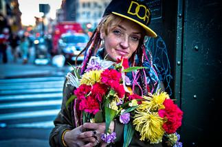 Ny - The Flower Girl