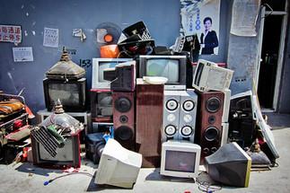 Les TV's Shanghai - Chine