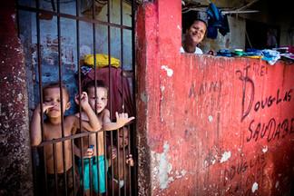 Favelas Rio - Brazil