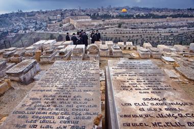 Mount of Olives - Jérusalem