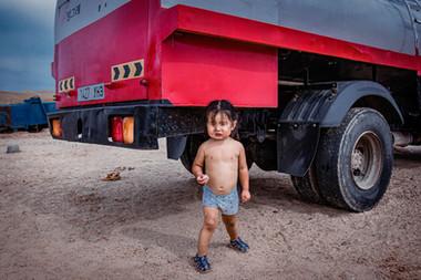 Mongolie Enfant