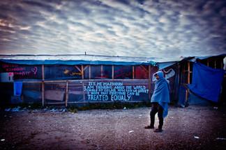 Calais Jungle #7