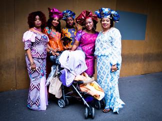 Les femmes africaines