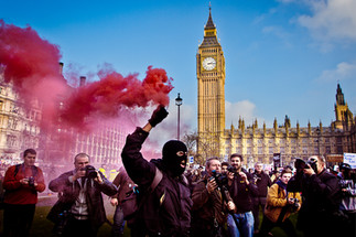 Student Protester -London