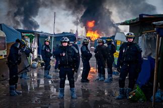 Calais Jungle #14