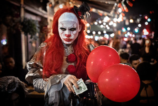 Le clown NY