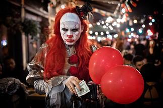 The NY clown