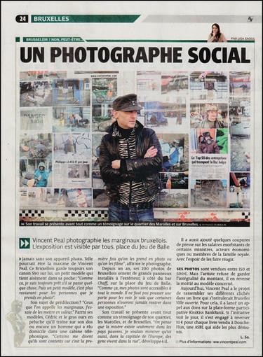 Photo Bxl Ville ouverte Expo Marolles  c