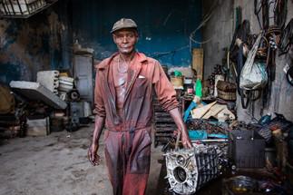 Le garagiste - Cuba