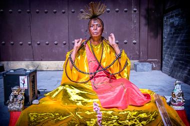 Prêtre - Chine