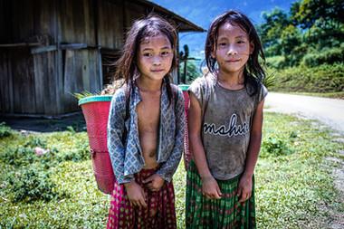 Vietnam - Les amies