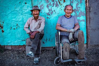 Mongolie Oulan-Bator, Friends