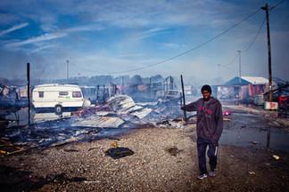 Calais Jungle #18