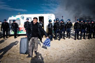 Calais Jungle #11