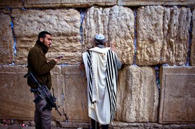 Jérusalem-Mur Lamentation